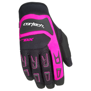 Cortech Women's DX 3 Gloves - Pink
