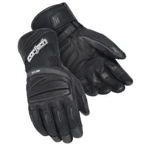 Cortech GX Air 4 Mens Motorcycle Gloves - Black