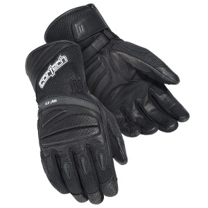 Cortech GX Air 4 Mens Motorcycle Gloves - Black