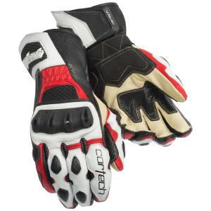 Cortech Latigo RR 2 Gloves - Red/White