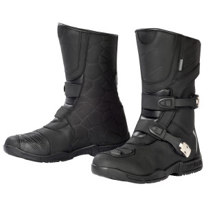 Cortech Turret Mens Waterproof Leather Motorcycle Boots