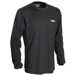 Cortech Journey Coolmax Crew Neck Mens Motorcycle Base Layer Top