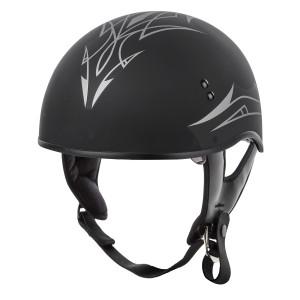 GMax HH-65 Pin Naked Half Helmet
