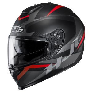 HJC C-70 Troky Helmet - Black/Red