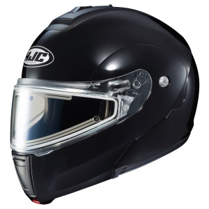 HJC CL-Max 3 Modular Helmet with Electric Shield - Black