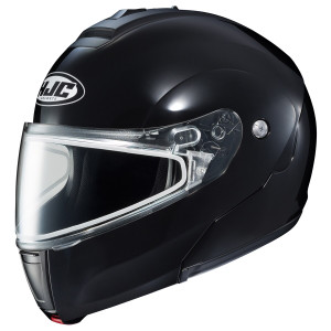 HJC CL-Max 3 Modular Helmet with Dual Shield - Black