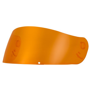 Fly Revolt FS Helmet Face Shield - Amber