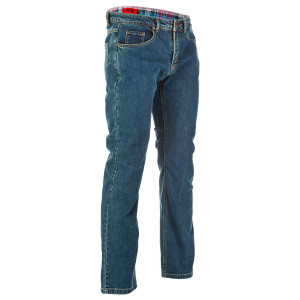 Fly Resistance Oxford Blue Jeans