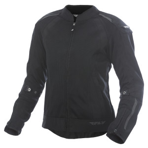 Fly Women's Cool Pro Mesh Jacket - Black