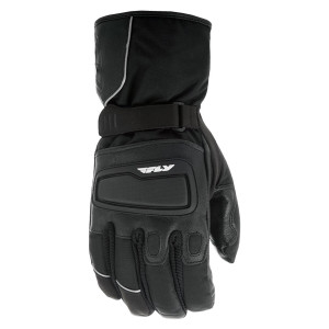 Fly Xplore Motorcycle Gloves - Black