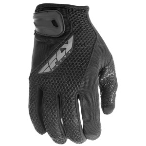 Fly Coolpro II Motorcycle Gloves - Black