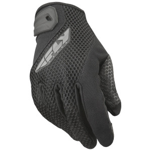 Fly Women's Coolpro Motorcycle Gloves - Black