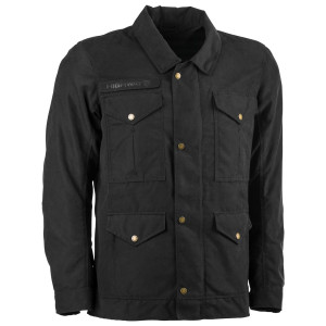 Highway 21 Winchester Jacket - Black
