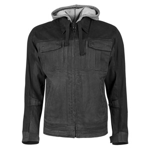 Speed and Strength Rough Neck Jacket-Black