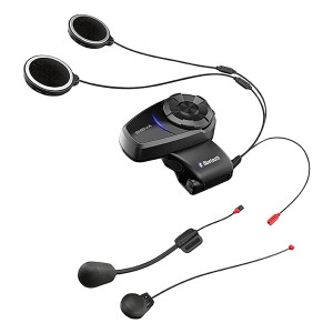 Sena 10S Bluetooth 4.1 Headset And Intercom