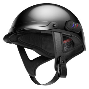 Sena Cavalry Bluetooth Half Helmet Side View