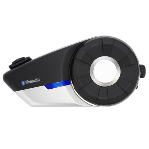 Sena 20S Motorcycle Bluetooth Single Communication System With Slim Speakers