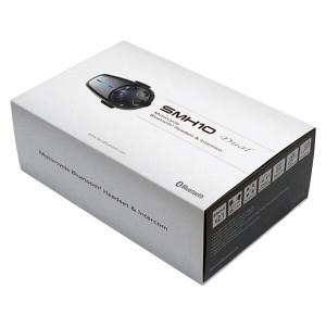 Sena SMH-10 Dual Bluetooth Headset and Intercom