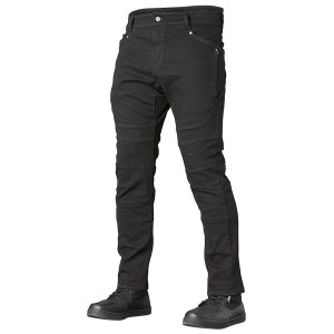 Speed and Strength Havoc Taper Fit Jeans-Black