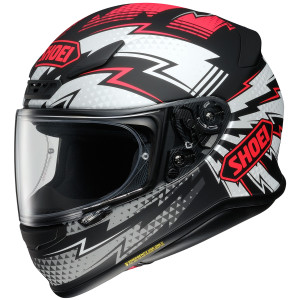 Shoei RF-1200 Variable Helmet - Black/Red