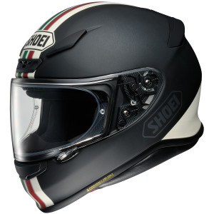 Shoei RF-1200 Equate Helmet - Black/Red