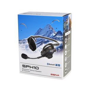 Sena SPH10 Bluetooth Headset and Intercom