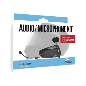 Cardo Scala Rider Freecom 1 Audio And Microphone Kit