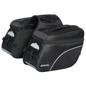 Tour Master Nylon Cruiser 4.0 Slant Saddlebags - Medium