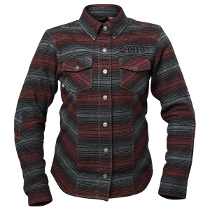 Speed and Strength Women's Brat Armored Flannel Shirt