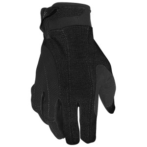 Speed and Strength Women's Brat Motorcycle Gloves-Black