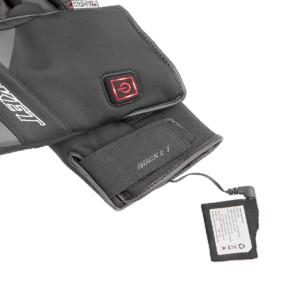 Joe Rocket Burner Heated Lite Gloves Battery Set