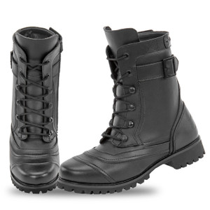 Joe Rocket Women's Combat Motorcycle Riding Boots