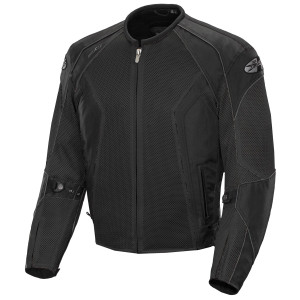 Joe Rocket Phoenix 6.0 Mens Mesh Motorcycle Jacket - Black