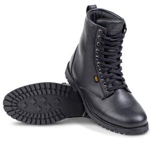 Cortech Executive Mens Leather Motorcycle Boots - Black Sole View