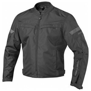 Firstgear Rush Motorcycle Jacket - Black