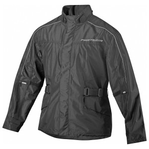 Firstgear Rainman Motorcycle Rain Jacket - Black