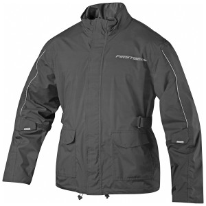 Firstgear Splash Motorcycle Rain Jacket - Black