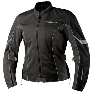 Firstgear Women's Contour Air Motorcycle Jacket - Black