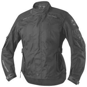 Firstgear Women's Voyage Motorcycle Jacket - Black