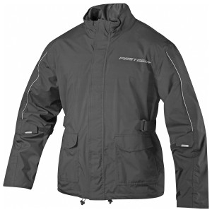 Firstgear Women's Delphin Rain Jacket - Black