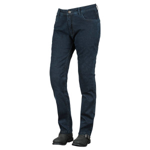 Speed and Strength Women's True Romance Stretch Dark Blue Jeans