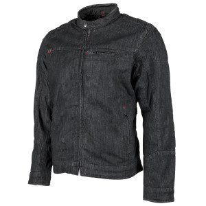 Speed And Strength Overhaul Denim Moto Black Jacket