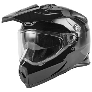 GMax AT21 Helmet - Black