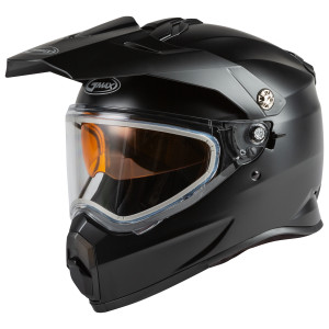 GMax AT-21S Adventure Snow Helmet - Matte Black