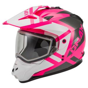 GMax Women's GM11S Trapper Snow Helmet