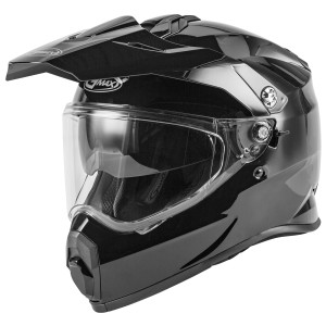GMax Youth AT21Y Helmet - Black