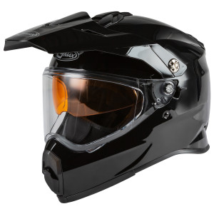 GMax Youth AT-21Y Adventure Snow Helmet - Black