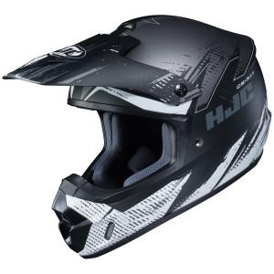 HJC CS-MX 2 Krypt Helmet-Black/Grey