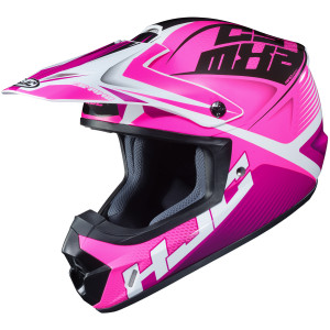 HJC Women's CS-MX 2 Ellusion Helmet