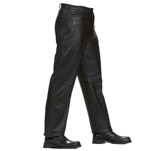 Jean Style Leather Pants